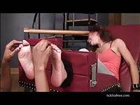 part 3  feet tickle fetish compilation