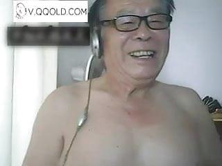 handsome grandpa nice cock