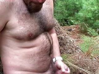 Strip during a hike