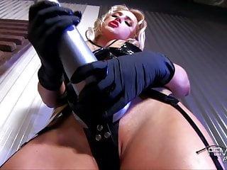 Mistress strap on tease...