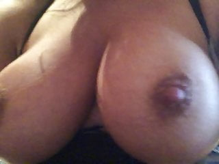 Great tits bouncing as I fuck myself 2019