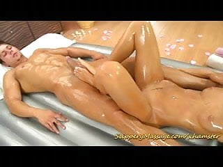 Sexy slippery nuru...