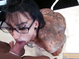 GERMAN AMATEUR MILF ESCORT BITCH BIG MONSTER BOOBS CREAMPIE