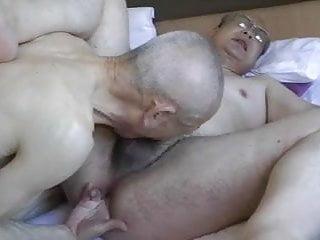 japanese Old Man 496