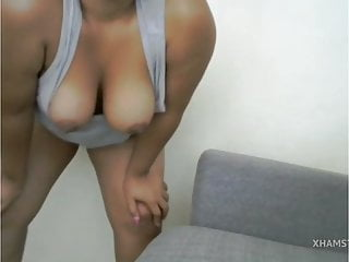 and Busty Mzansi Showing  pussy shaved BBW ass