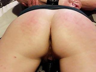 Wand orgasm by swedish milf