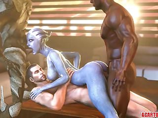 And ass liara t 039 soni getting...