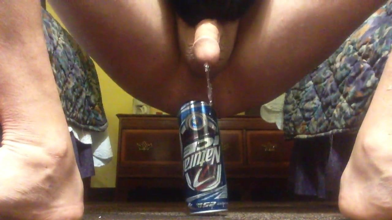 Busty Squirt Anal Creampie