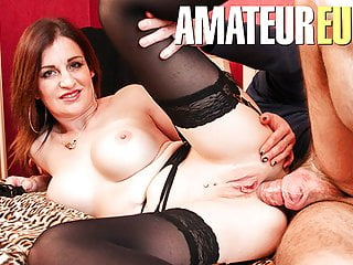 Amateureuro missy charme milf does with bf...