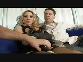 Kayla Marie gets her bacon drilled on the couch