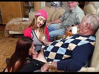 Porno starý kurva mladý