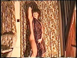 Naked Girl dances