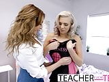 Hot Threeway Fuck For Teacher And Student