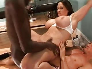 Masseuse Pleases Two Guys