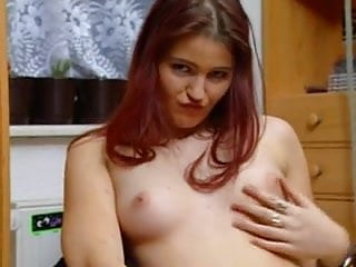 Solo Masturbation Series Cute German Teen