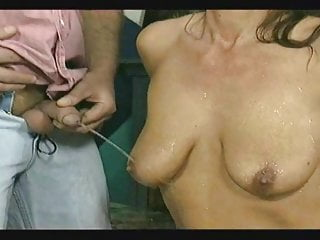 Triefend Nass! (1990's) – Scene 18 – Magma Wet – Pissing