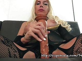 CHANTAL PERLA SEXY VIDEO X PRODUZIONI INCOLLATE