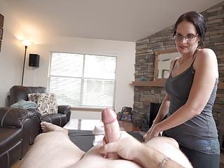 Massage From My Girlfriends Hot Mom Part 2