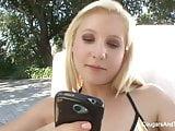 Busty MILF seduces her hot blonde stepdaughter