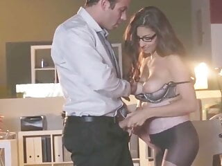 facial big ass office obsession chad white and nina north a
