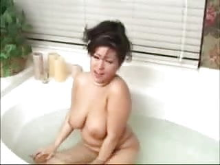 BATHING GIRL
