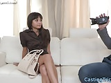 Orally pleasured euro banged at casting