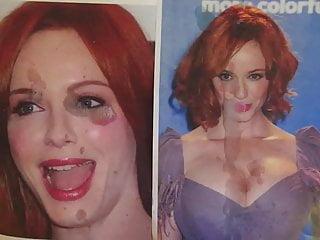 سکس گی Christina Hendricks cum tribute 12 masturbation  hd videos cum tribute  bukkake