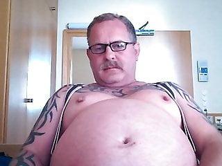 big bellied bear wank