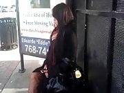 Public Masturbation part47