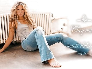 shakira feet smell testerHD Sex Videos