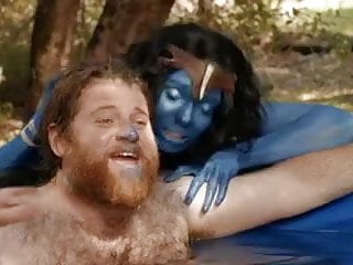 Hungover games - Avatar parody