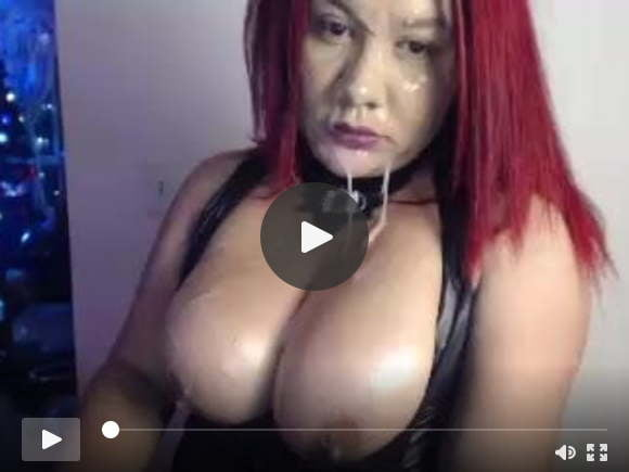 camwhore deepthroats dildos and drools on her big titssexfilms of videos