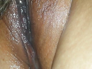 My tite wet pussy getting licked...