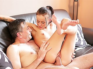 Old4k old lover and cute embark spontaneous sex...