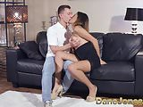 Dane Jones Tight Latina sloppy blowjob doggy and cowgirl sex