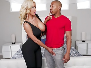 Nicolette Shea In I'm Not Cheating! – full scene at ebrazz.tv