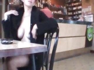 petite exhibe a la boulangerieHD Sex Videos