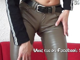 a horny leather ass.Porn Videos