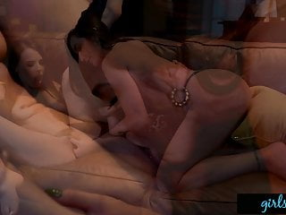 Karlee Grey Feels At Home In Roommate's Pussy