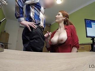 Loan4K Isabella Gives Her Shaved Vagina For Fucking