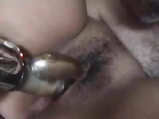 Arab husband licks his wife fuck her with...
