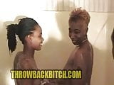 they throw 2 little girls in the shower and pound fuck ass